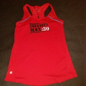 Insanity Max: 30 Performance Tank